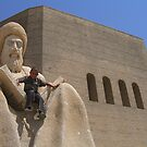 Irbil Citadel by Christopher Barker