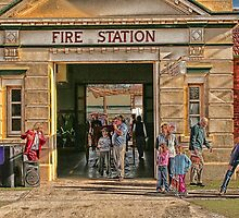 Albury Civic Fire Station Open Day by John Vandeven