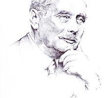 H G Wells by GPiggott