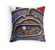Hercules Power Throw Pillow