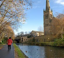 St Peter's Cathedral, Lancaster by Richard Ion