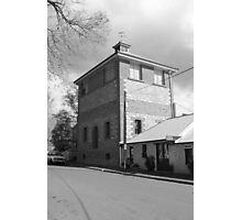 """""""The Weavers Cottage of Oakbank"""" Photographic Print"""