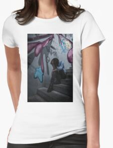 desperate Womens Fitted T-Shirt