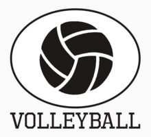 Volleyball Kids Clothes