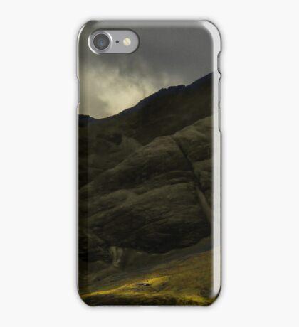 The Black Cuillins of Skye iPhone Case/Skin