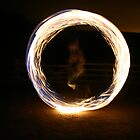 Poi Circle by Anna Leworthy