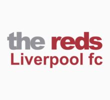 the reds Kids Clothes