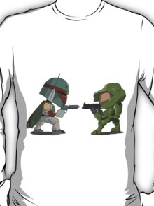 HUNTER VS SOLDIER T-Shirt
