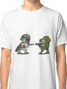 HUNTER VS SOLDIER Classic T-Shirt