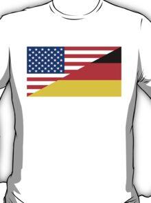 usa germany T-Shirt