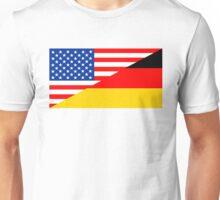 usa germany Unisex T-Shirt