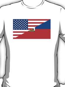 usa haiti T-Shirt