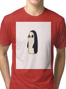 Lonely Penguin Tri-blend T-Shirt