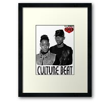 Culture Beat | I love the 90's Framed Print