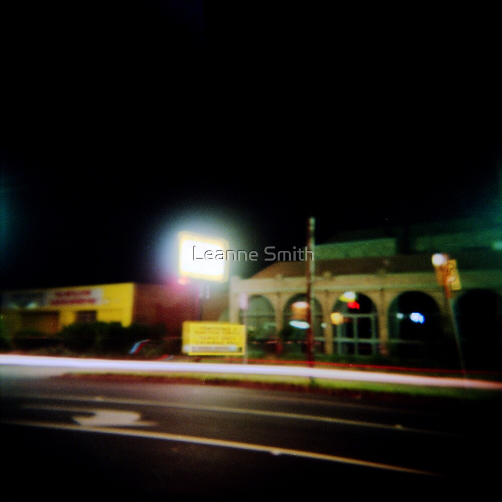 Motel by Leanne Smith