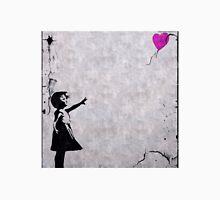 Banksy Balloon Girl Unisex T-Shirt
