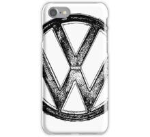 VW Logo iPhone Case/Skin