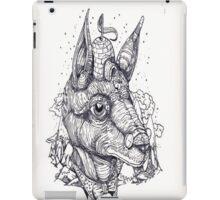Fox Illustration  iPad Case/Skin