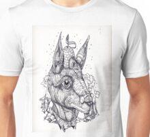 Fox Illustration  Unisex T-Shirt