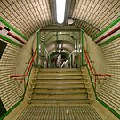 London Tube by Studio-Z Photography