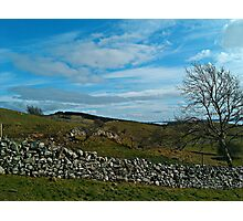 Western Irish Landscape Photographic Print