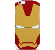 Iron Man Helmet iPhone Case/Skin