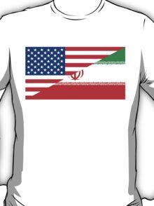 usa iran T-Shirt