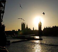 London Calling by Bojoura Stolz