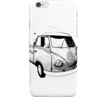 Split ute iPhone Case/Skin