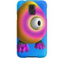 Saturated Egg Man Single Duvet Cover Samsung Galaxy Case/Skin