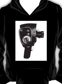 8mm Movie Camera T-Shirt
