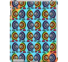 Saturated Egg Man Organized Duvet iPad Case/Skin