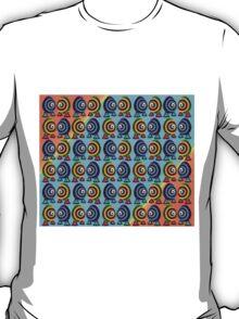 Saturated Egg Man Organized Duvet T-Shirt