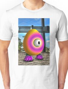 Saturated Egg Man Unisex T-Shirt