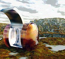 Escape Pod by Keith Reesor