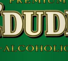 Ol'dude's Non-Alcoholic Sticker