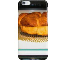 Saturated Egg Man Inspecting the Bread Bake iPhone Case/Skin