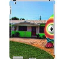 Saturated Egg Man Proud of the Lime House iPad Case/Skin