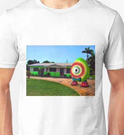 Saturated Egg Man Proud of the Lime House Unisex T-Shirt