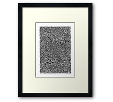 Nature - Fur Framed Print