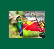 Sneaking Up On An Irazu Hummingbird Unisex T-Shirt
