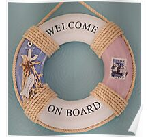 Welcome on Board  Poster