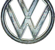 VW Logo coloured by Herandi