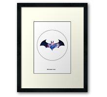 Batman Universe Framed Print