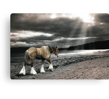 Goin'Home Canvas Print
