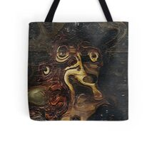 THE SILENT YELL Tote Bag