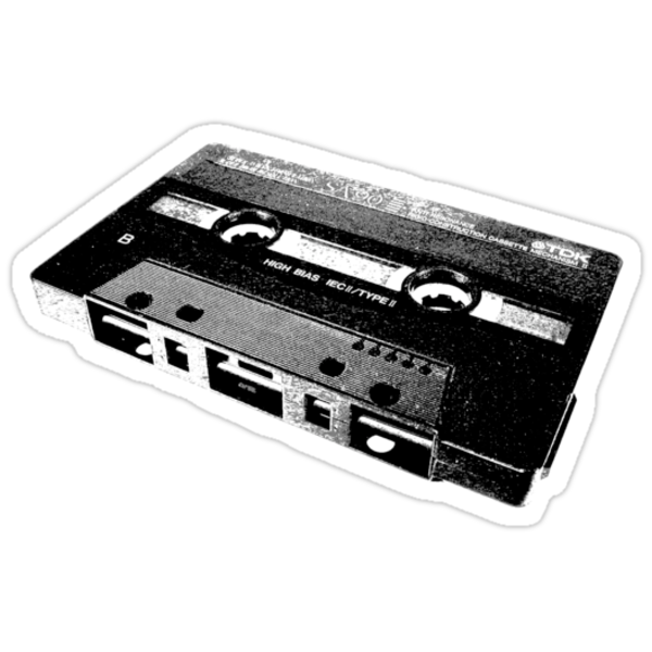 TDK Cassette by asyrum