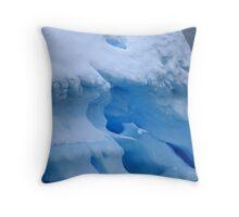 Iceberg 2, Antarctic Peninsula Throw Pillow