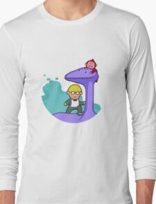 Tessie! Long Sleeve T-Shirt