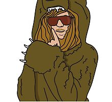Workaholics - Blake's Bearcoat by MickyDub